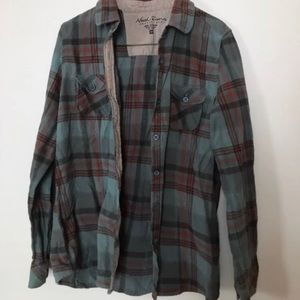 Fall Flannel- brand North River Outfitters